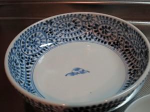ウメノ青興陶園の蛸唐草の鉢