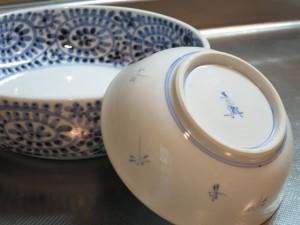 ウメノ青興陶園の器