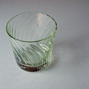 くるみロックグラス(ガラス工房 橙)