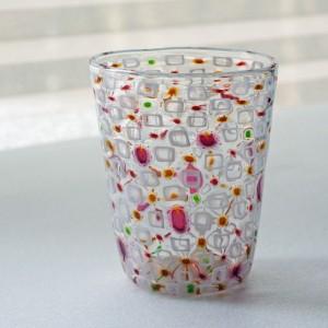 野田マリコさんのマド林檎グラス