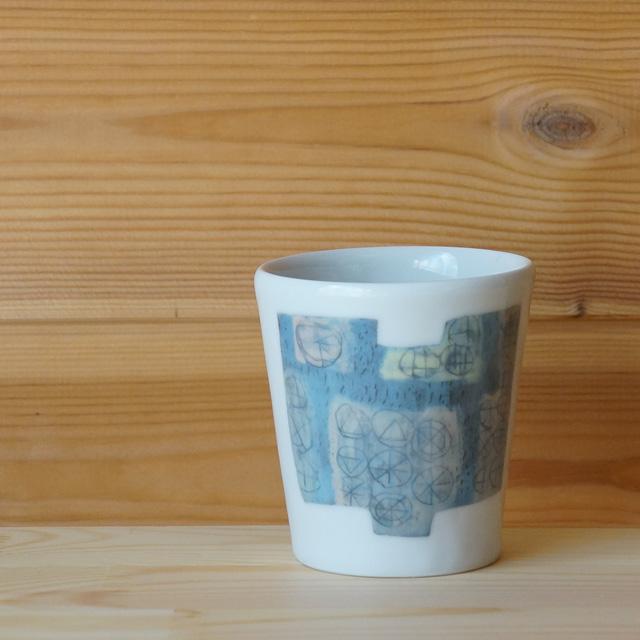 フリーカップ(鳥居明生)