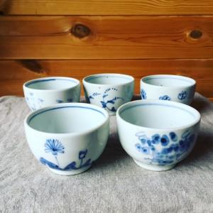 森陶房さんの湯呑み茶碗