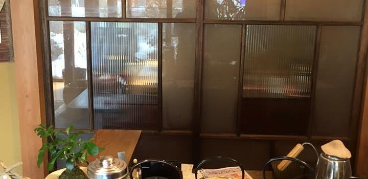ネルドリップ・コーヒーを、JAZZをBGMに楽しむ佐久市のカフェ&ギャラリー 花桃果さん