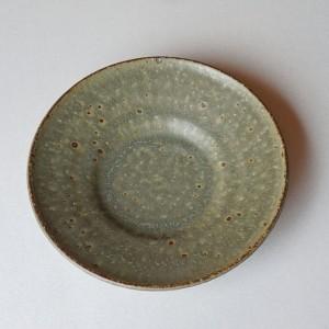 リム皿 大 緑(関太一郎)
