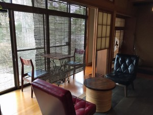 佐久市のカフェ「花桃果」