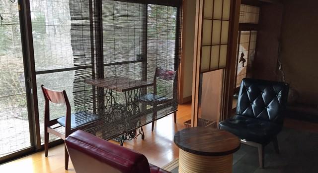 佐久市の民家をリノベーションした居心地のいいカフェ「花桃果」さん