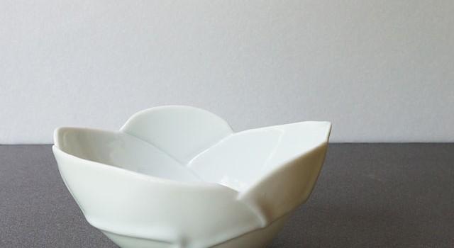 白磁の取り鉢(陶房 風遊舎)