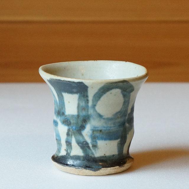 △○□柄のカップ(ロイ・マーティン)