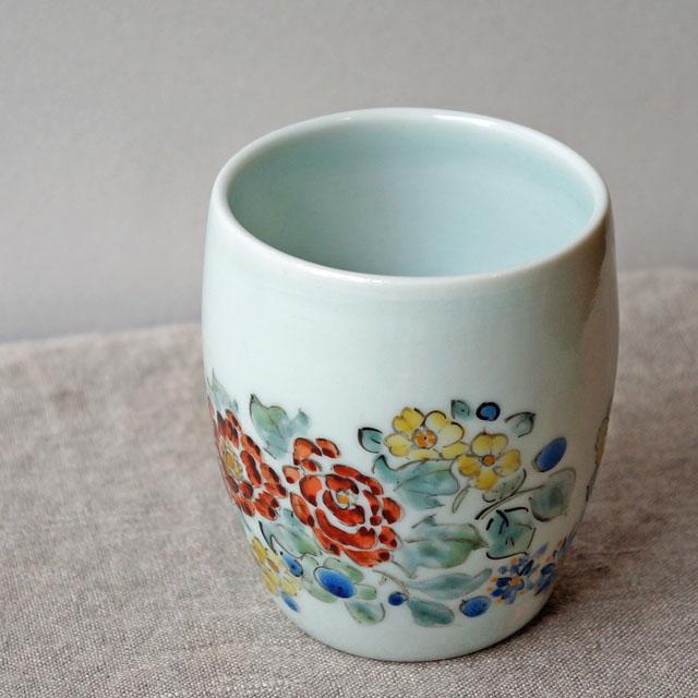 Tea Story タンブラー 大(榧陶房)
