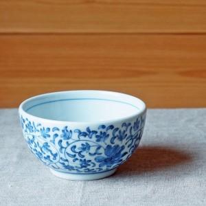 菊唐草 小鉢(陽貴窯)