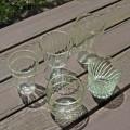 くるみガラス(ガラス工房 橙)