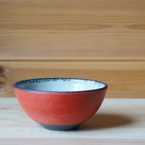 赤い飯碗(沖誠)