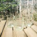 くるみガラスのジャグ3種