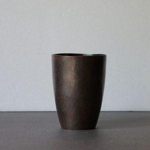 銅のタンブラー(ブリキや彰三)