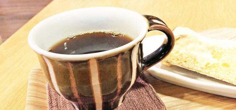 愛着のわいてくるマグカップ
